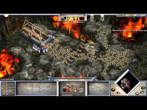 Age of Mythology The Titans - Deel 9 - De hell