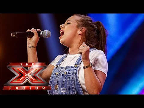 Kerrianne Covell sings I Know You Won't | Arena Auditions Wk 2 | The X Factor UK 2014