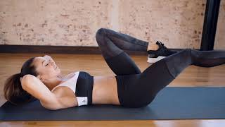 LOWER ABS WORKOUT | Danielle Peazer