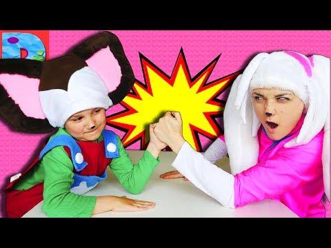 БАРБОСКИНЫ ПОЕДИНОК Новая серия Барбоскиных на DiDiKa TV Счастливые детки Веселые видео