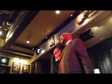 Ruben Studdard Live At Hard Rock Cafe Dc video