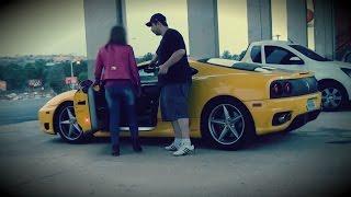 Pagando de Playboy com Ferrari Roubada