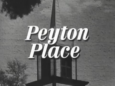 Peyton Place 1964 - 1969 Opening and Closing Theme