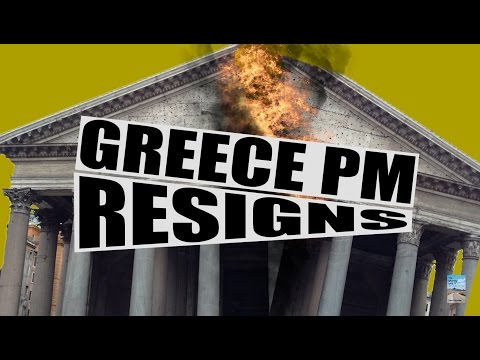 Global SHOCKWAVE in Stock Market as China Falling & Greece PM Resigns!