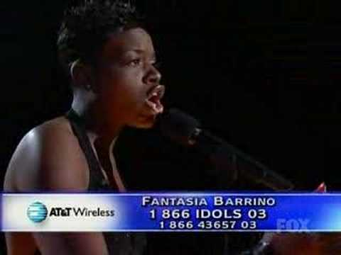 Fantasia Barrino - You Were Always On My Mind