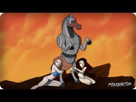 ROBOHORSE | ANIMATION DOMINATION HIGH-DEF