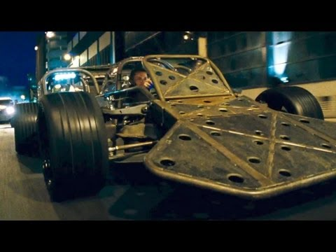 Fast And Furious 6 Trailer # 2 (official Theatrical Trailer) video