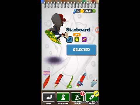 Subway Surfers How to Time Travel cheat