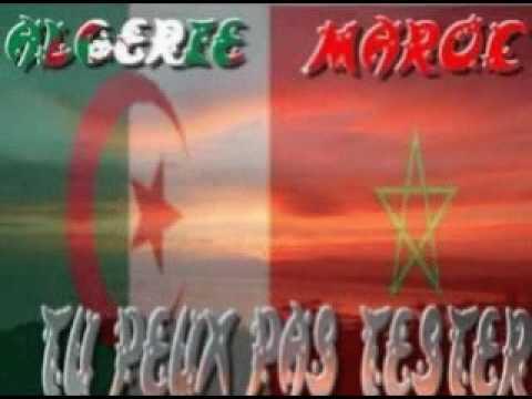 Algerie, Maroc et Tunisie une trés belle chanson.