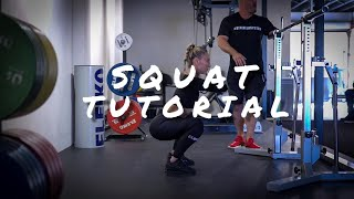 Squat Tutorial