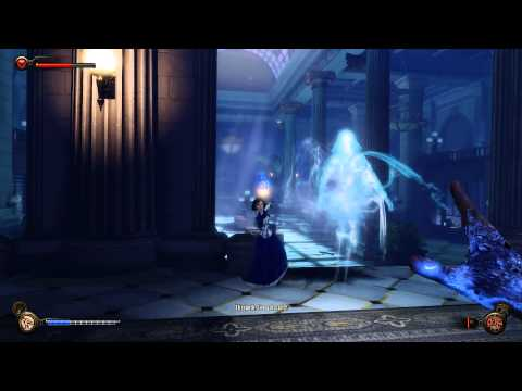 Bioshock Infinite - Siren (Boss Fight/Heavy Hitter)