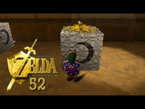 Let's Play Ocarina of Time #052  Die Kraft der Sonne