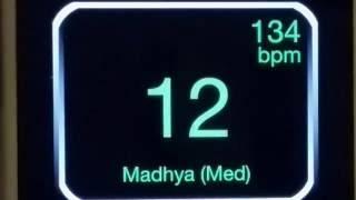 Teen Taal 16 Beats { Kirtan Practice Tabla Beat } Bhai Varinder Singh