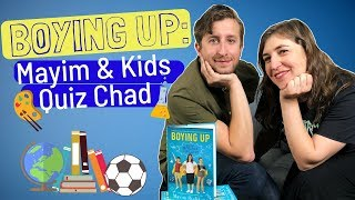 Boying Up Book Release Q&A: Chad, My Boys & Me