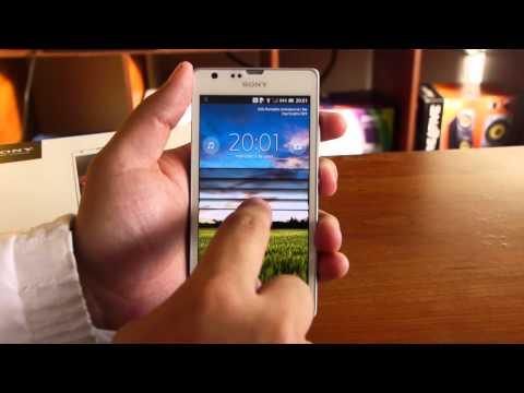Sony Xperia SP. completo análisis en español