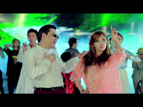 PSY - GANGNAM STYLE () M/V