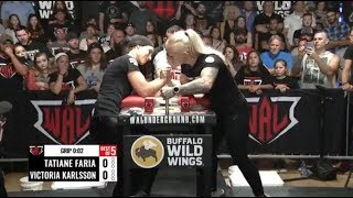 Victoria Karlsson vs. Tatiane Faria: WAL 505 (FULL MATCH)