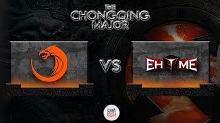 [DOTA 2] EHOME VS TNC PREDATOR (BO3) - The Chongqing Major Groupstage Day 1
