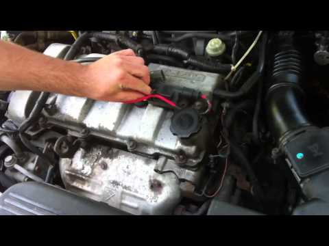 Mazda Protege engine code p0300 repair