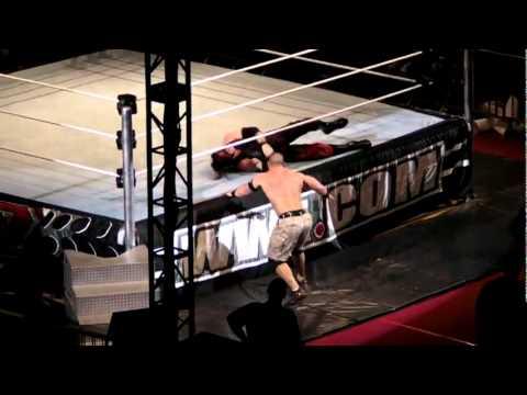 جون سينا ضد كين ابو ظبى 2012