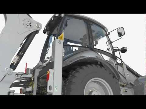 Limited Edition 25th Anniversary Caterpillar Backhoe Loader