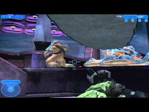 Halo 2 - Mission 10 - Gravemind [awesome Part With Music By Breaking Benjamin] video
