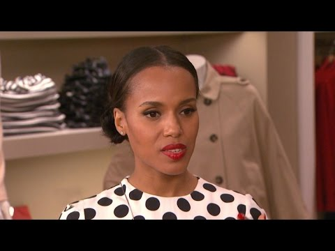 How 'Scandal's' Kerry Washington Is Pushing Boundaries On and Off the Screen