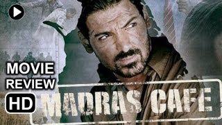 Madras Cafe movie review: John Abraham steals the show