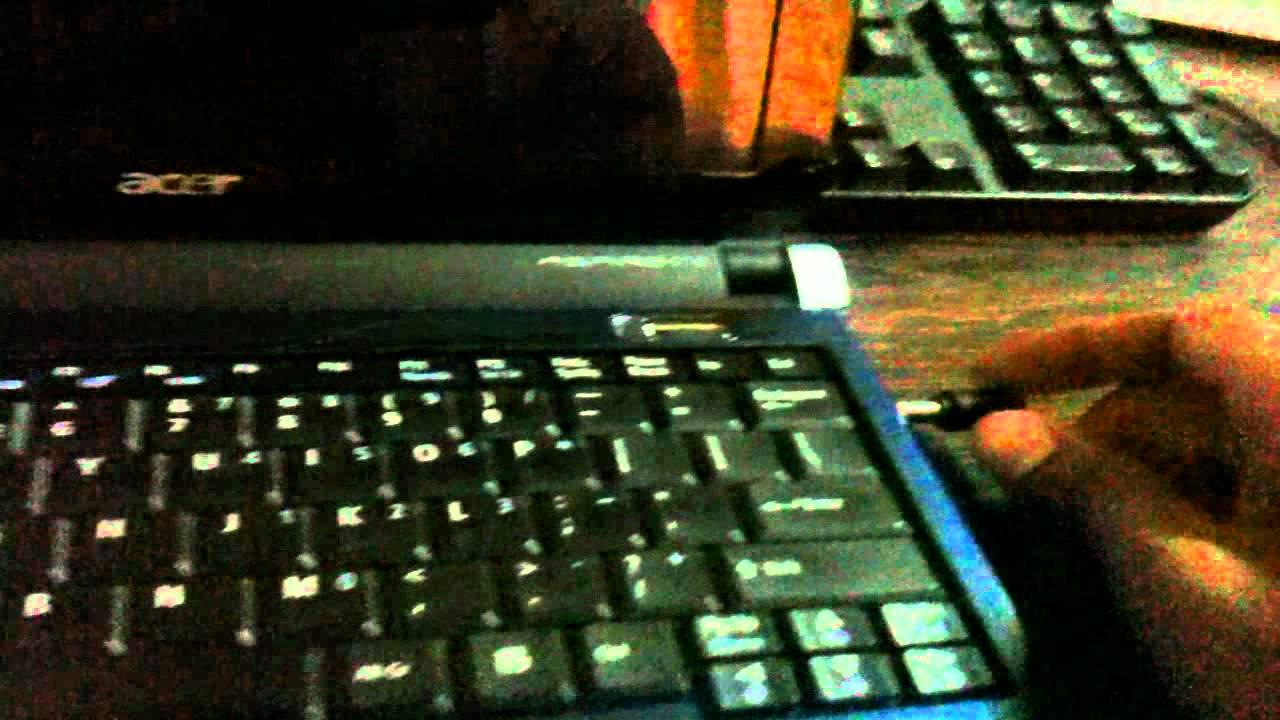 Acer Aspire One No Enciende Muerta