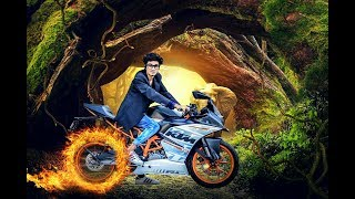 PicsArt photo editing for KTM Lovers || Bike photo edit