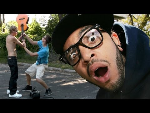 Gym Class Heroes Stereo Hearts Music Video Parody (I Hate The...