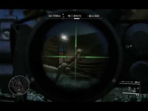 Sniper Ghost Warrior 2 (Gameplay CZ) PC HD  [Mise 2] by HunterCze