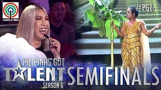 Pilipinas Got Talent 2018 Semifinals: Orville Tonido - Lipsync