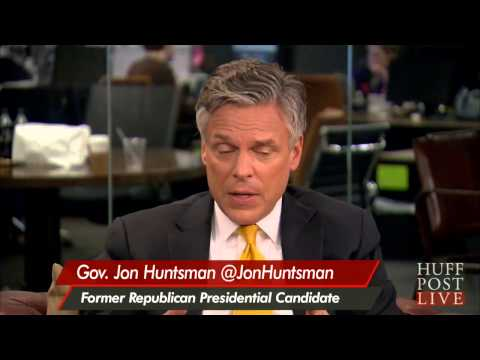 Gov. Jon Huntsman On Chuck Hagel