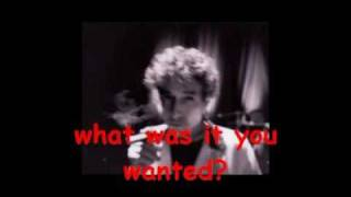 Watch Bob Dylan What Was It You Wanted video
