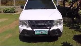 Test Drive Inspection Isuzu Crosswind Surprising Results