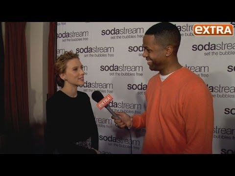 Scarlett Johansson on Her SodaStream Obsession, Favorite Films of the Awards Season