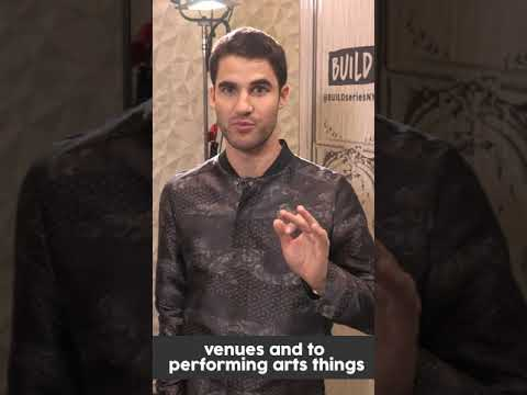 Darren Criss: BUILD Last Minute