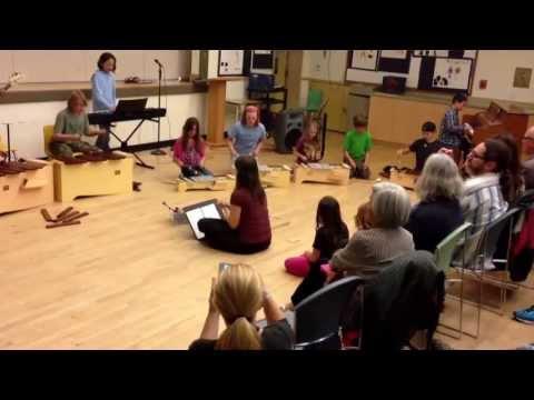 Danny's original blues, Presidio Hill School 5th grade, June 3rd 2013
