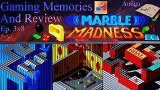 Marble Madness - Amiga - Gaming Memories And Review