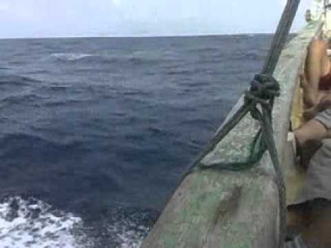 a boat carrying hazara's asylum seekers to Australia  part 1