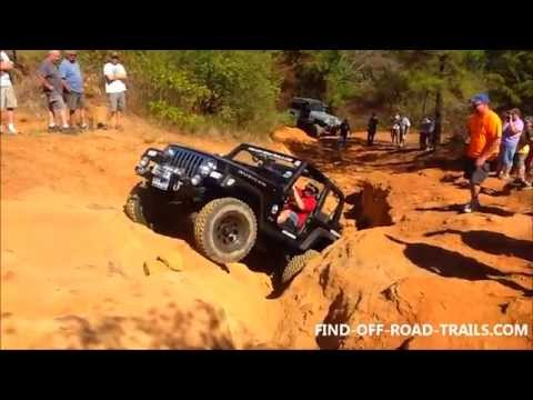 Twisted On Twister. Jeep Wrangler TJ Rubicon. Extreme Off Roading