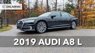 2019 Audi A8 L: OVERVIEW