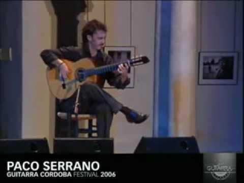PACO SERRANO Festival de la Guitarra de Córdoba