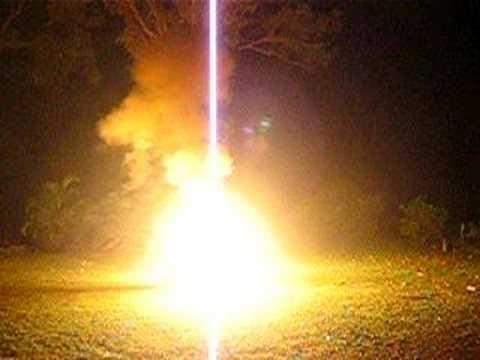 Flare Bomb Sparkler Flare/bomb