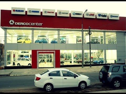 Derco Perú inaugura nuevo local en Lima Norte I Todoautos.pe