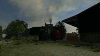 Landwirtschaftssimulator, 2011, LS11, Werntalhof, fantasy, Tommyr, New, Holland, Fendt, Frühjahrsarbeiten, Säen, Gülle, fahren