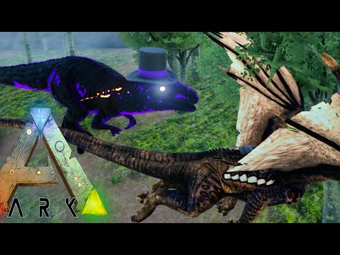 Ark Survival Evolved - WORST WARDEN FIGHTING FAIL YET - Modded Survival S2E9 (Ark Gameplay)