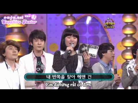 090402 Song Battle - Super Junior's Kyuhyun cut [Vietsub]