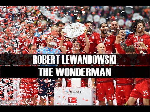 ODIN: Robert Lewandowski - The Wonderman